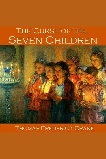 The Curse of the Seven Children - cover