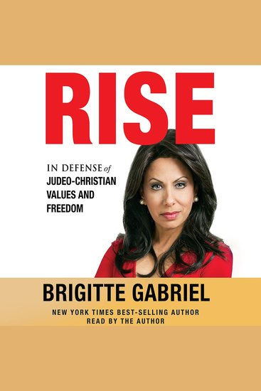 Rise - In Defense of Judeo-Christian Values and Freedom - cover
