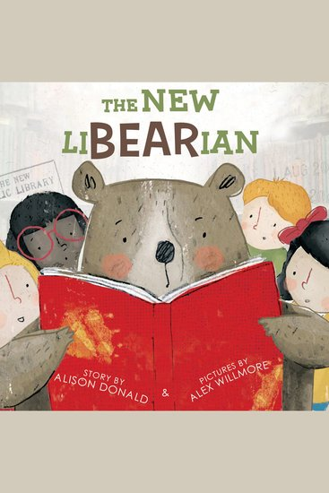 The New LiBEARian - cover