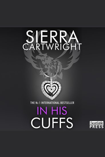 In His Cuffs - An Erotic Romance (Mastered Book 4) - cover