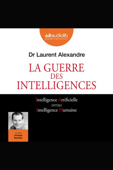 La Guerre des intelligences - cover