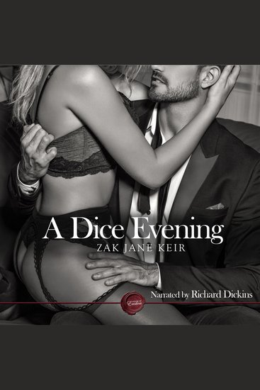 A Dice Evening - An Erotic Short Story - cover