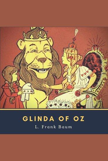 Glinda of Oz - cover