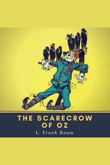 The Scarecrow of Oz - cover