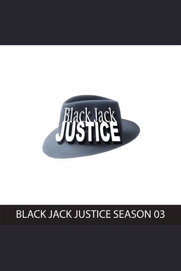 Black Jack Justice Season 3 - cover