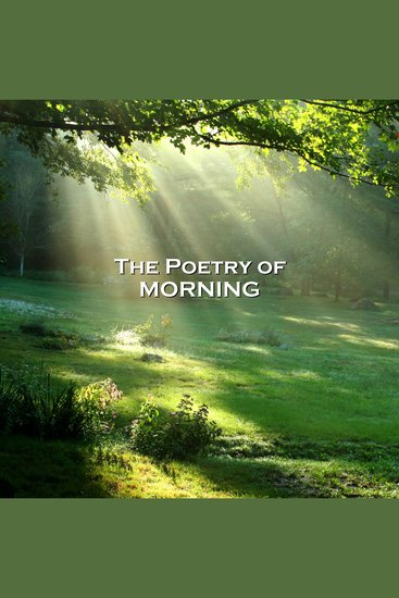 The Poetry of Morning - cover