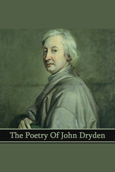 The Poetry of John Dryden - cover