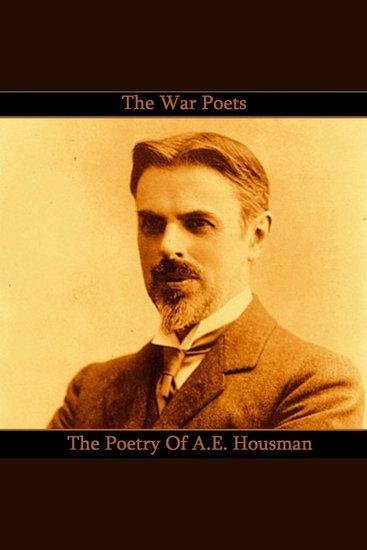 The Poetry of A E Housman - cover