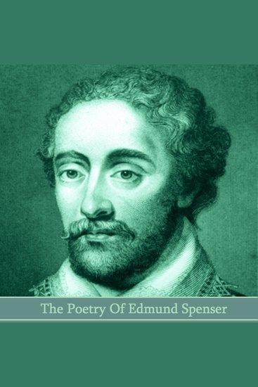The Poetry of Edmund Spenser - cover
