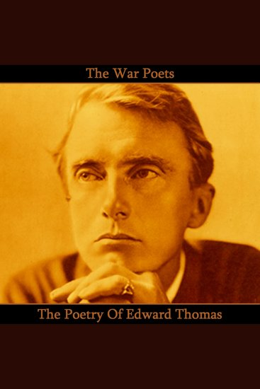 The Poetry of Edward Thomas - cover