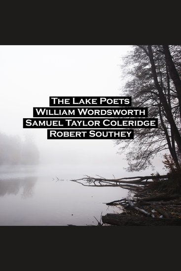 The Lake Poets - cover