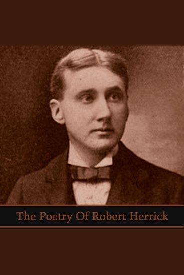 The Poetry of Robert Herrick - cover