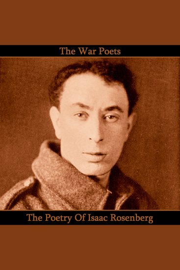 The Poetry of Isaac Rosenberg - cover