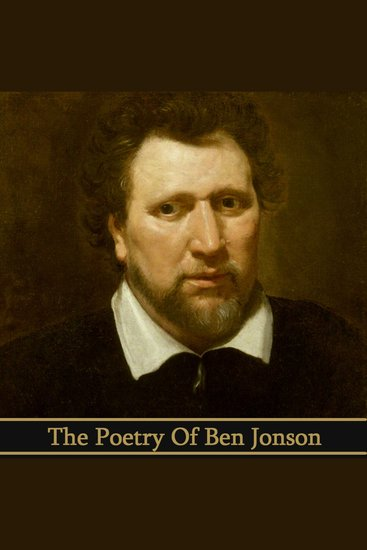 The Poetry of Ben Jonson - cover