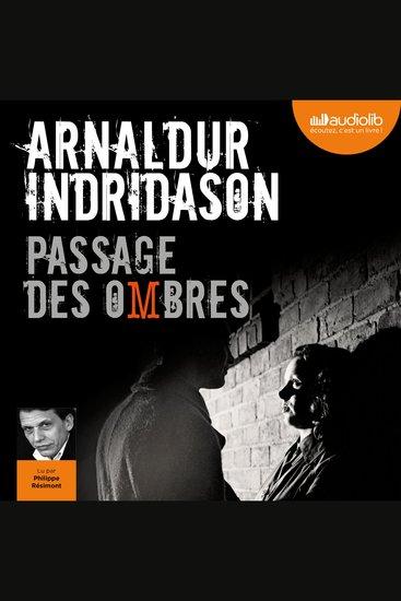 Passage des ombres - Trilogie des ombres tome 3 - cover