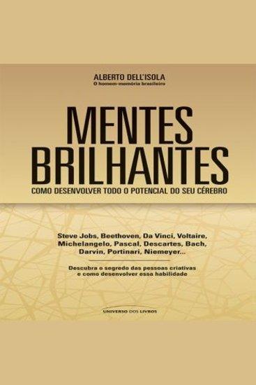 Mentes Brilhantes - cover
