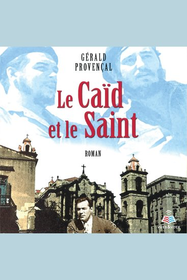 Le Caïd et le Saint - cover