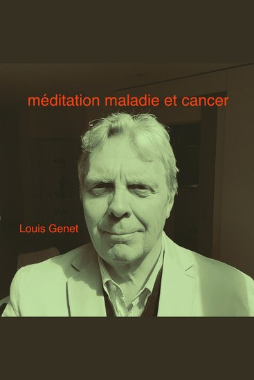 Méditation maladie et cancer - cover