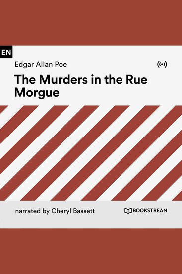 The Murders in the Rue Morgue - cover