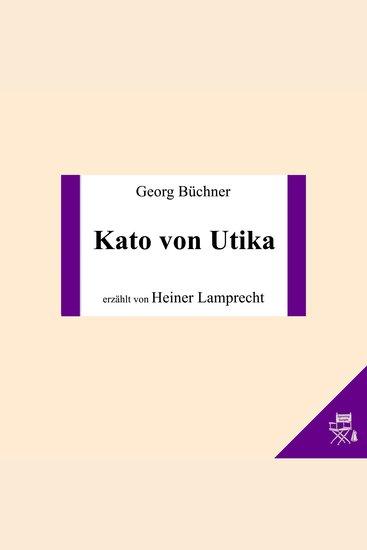 Kato von Utika - cover