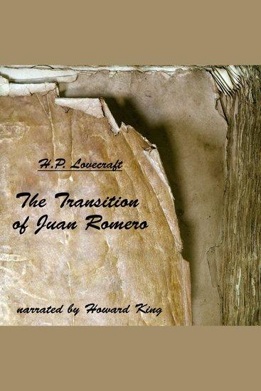 The Transition of Juan Romero - A Sherlock Holmes Story - cover