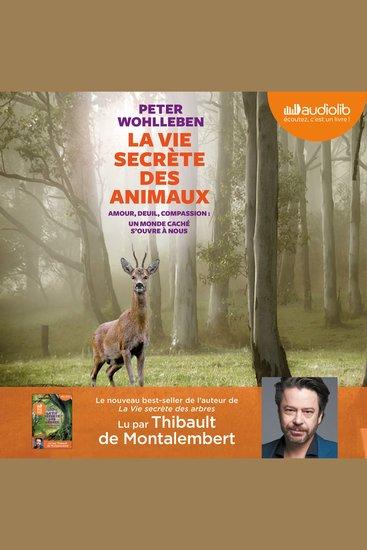 La Vie secrète des animaux - cover
