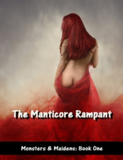 Monsters & Maidens: The Manticore Rampant - cover