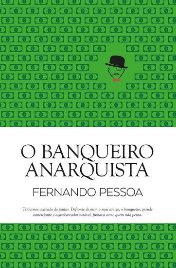 O Banqueiro Anarquista - cover