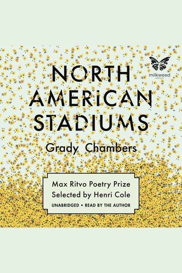 North American Stadiums - cover