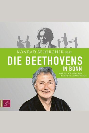 Die Beethovens in Bonn - cover