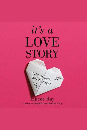 It's A Love Story - From Happily to Ever After - cover