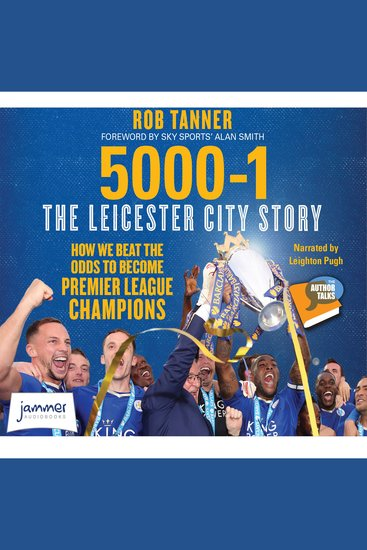 5000-1 The Leicester City Story - cover