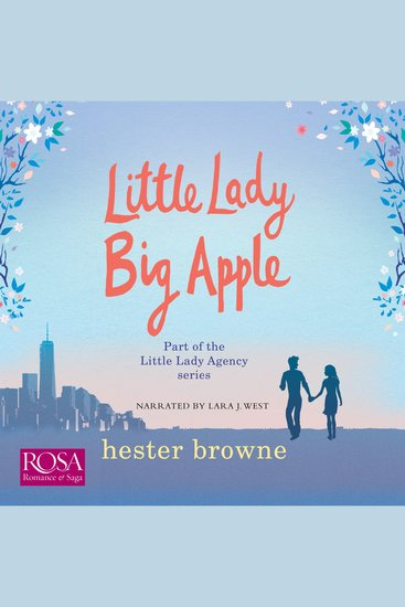 Little Lady Big Apple - cover