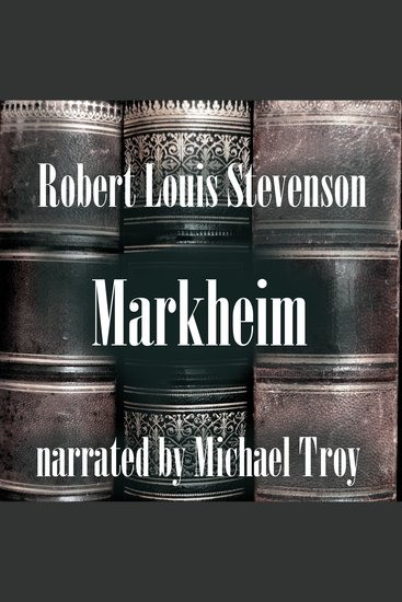 Markheim - cover