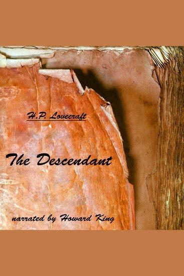 The Descendant - cover