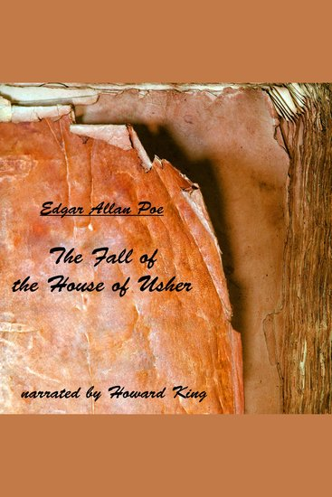 The Fall of House of Usher - cover