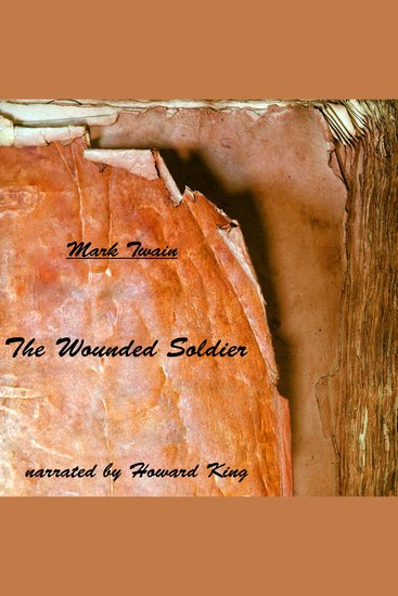 The Wounded Soldier - cover