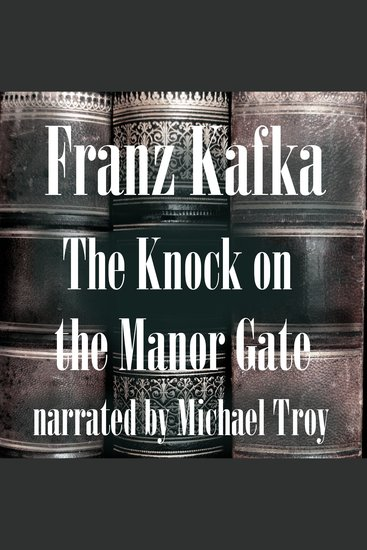 The Knock on Manor Gate - cover