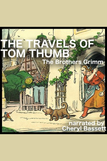 Travels of Tom Thumb The - cover