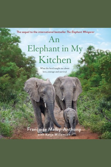 Elephant in My Kitchen An - What the Herd Taught Me About Love Courage and Survival - cover