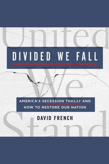 Divided We Fall - America's Secession Threat and How to Restore Our Nation - cover