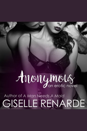 Anonymous - An Erotic Novel - cover