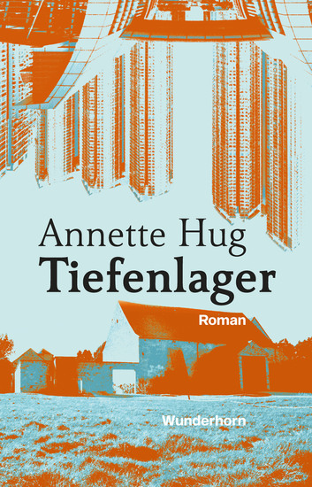 Tiefenlager - Roman - cover