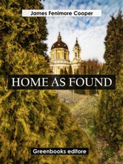 Home as Found - cover
