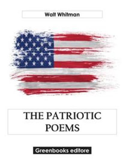 The Patriotic Poems - cover