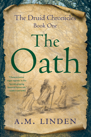 The Oath - The Druid Chronicles Book One - cover