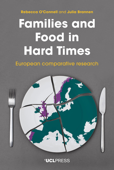 Families and Food in Hard Times - European comparative research - cover