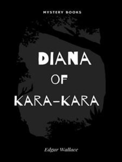 Diana of Kara-Kara - cover