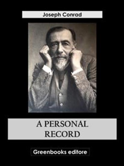 A Personal Record - cover