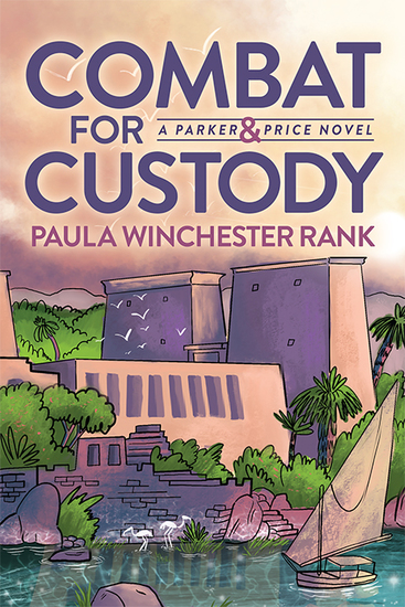 Combat for Custody - Parker and Price Novel - cover